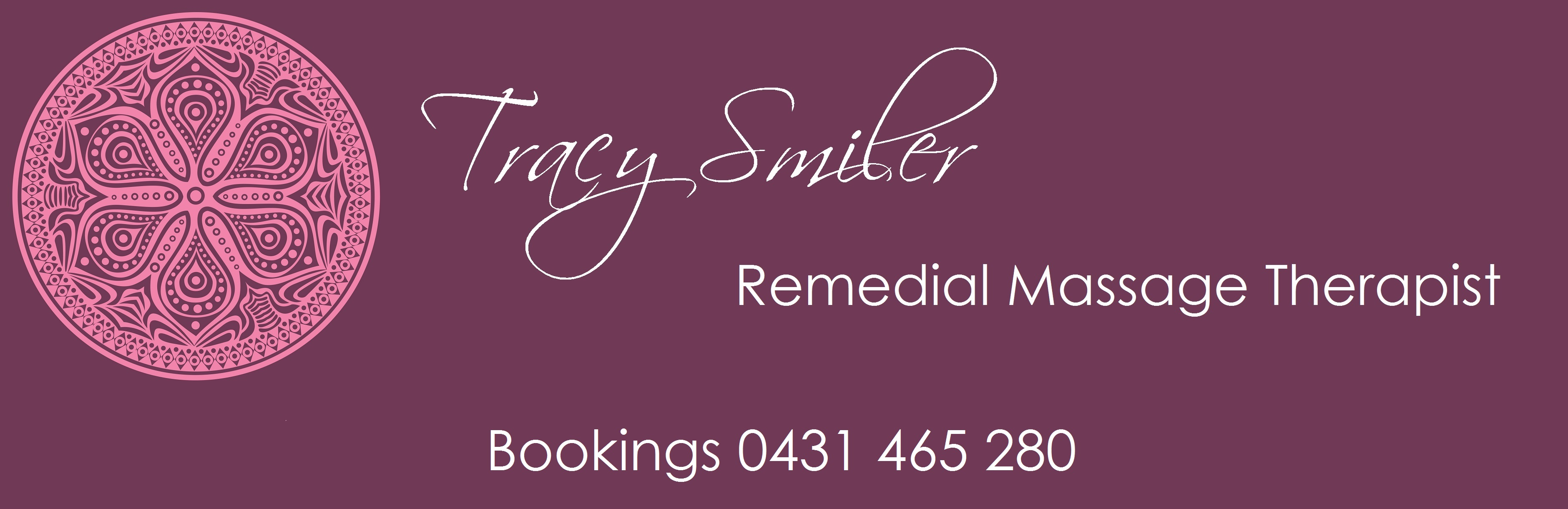 Tracy Smiler Massage